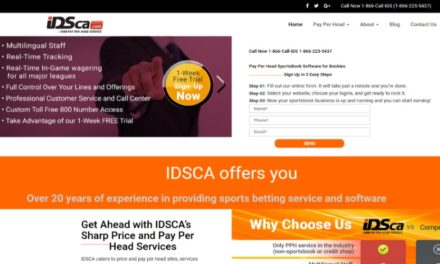 IDSCA.com Sportsbook Pay Per Head Review