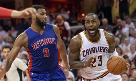 NBA Play Offs Sunday Recap