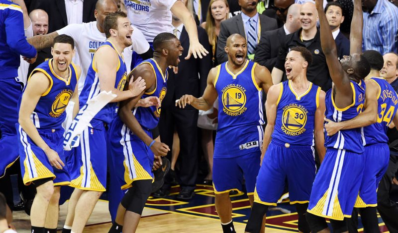 NBA Betting Update – Golden State Warriors Remain Undefeated