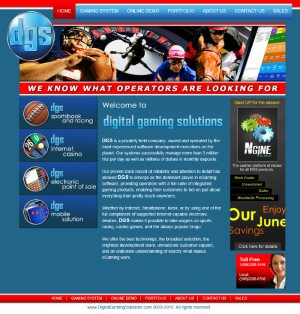 DGS Sports Betting Software