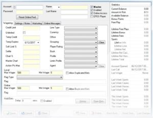 dgs Manager and Customer Service Software Interface Review