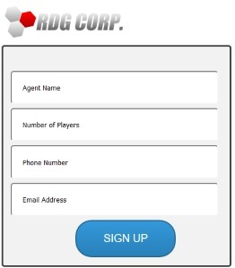 RDGCorp.com Registration Process