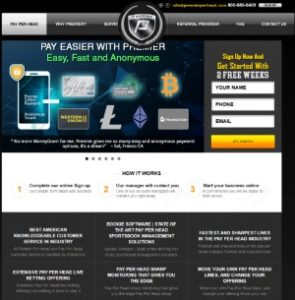 PremierPerHead.com Sportsbook Pay Per Head Review