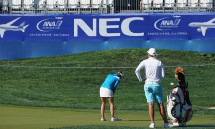 LPGA to Use Shot Tracking System
