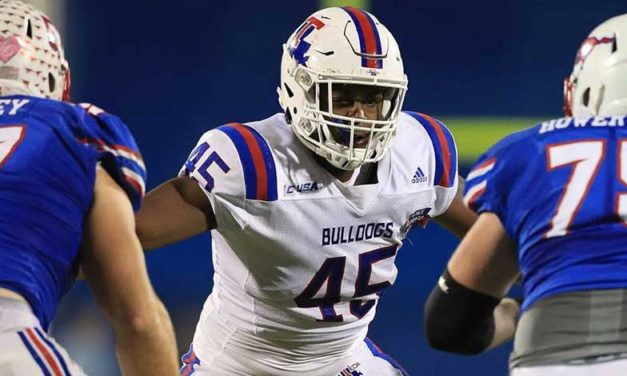 NCAA Sack Leader Disinvited from NFL Combine