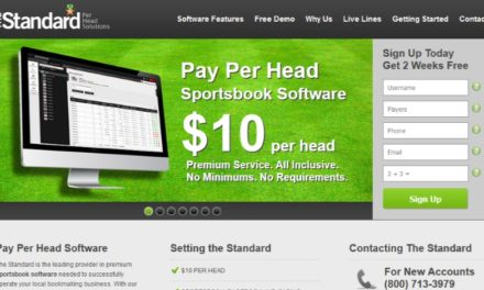 StandardPerHead.com Sportsbook Pay Per Head Review