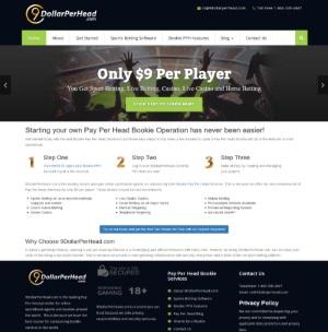 9DollarPerHead.com Sportsbook Pay Per Head Review