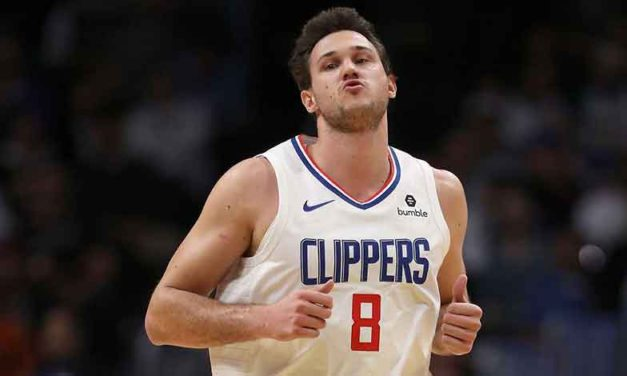 Bookie News: LA Clippers Clinches Playoffs