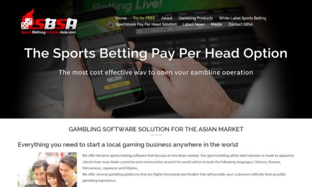 SportsBettingSolutionAsia.com Sportsbook Pay Per Head Review