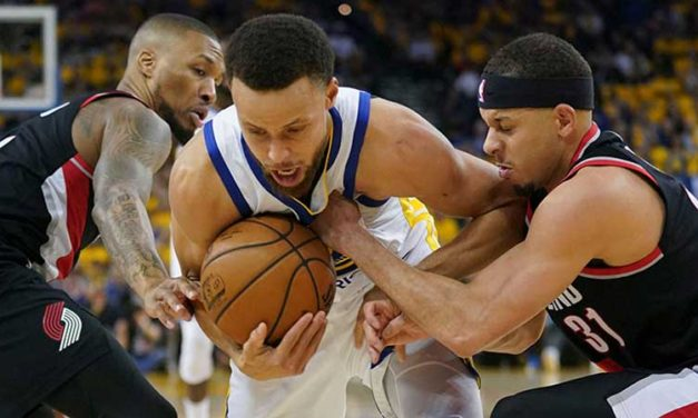 Bookie Talks about Warriors Vs Blazers Game 1