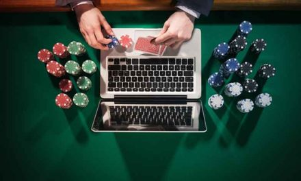 Online Gambling More Popular than Traditional Methods