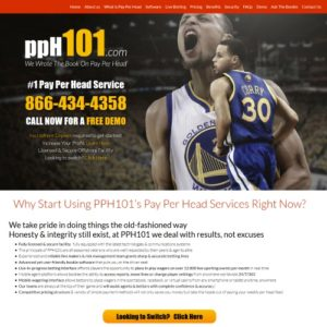 PPH101 Sportsbook Pay Per Head Review