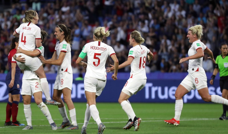 Great Britain's Women's Football Team Eyeing Olympic Glory