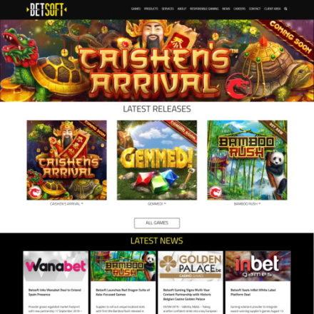 Betsoft Gaming Ltd