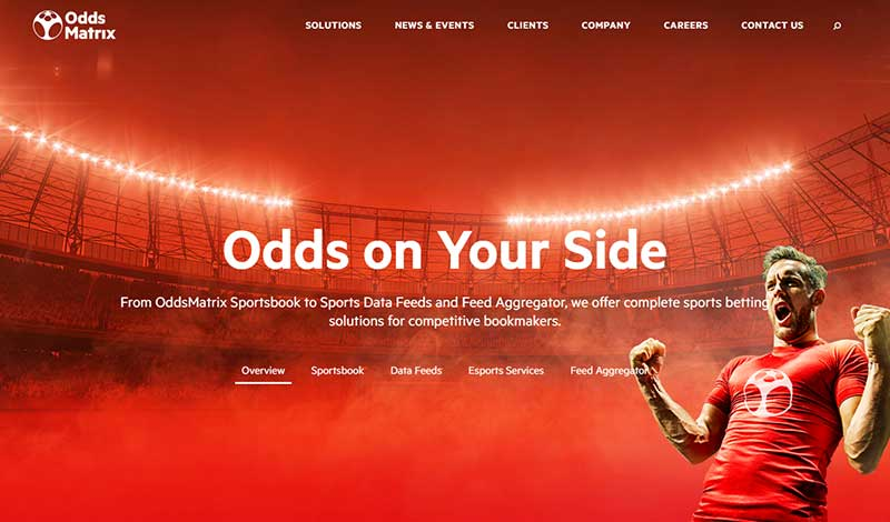 EveryMatrix.com Sports Betting Software Review