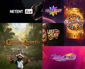 NetEntertainment Casino Software Review