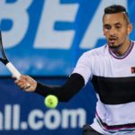 Nick Kyrgios Out of New York Open Due to Shoulder Injury