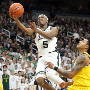 Cassius Winston - candidate for 2020 NCAA Basketball Player of the Year