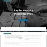 Discount Pay Per Head