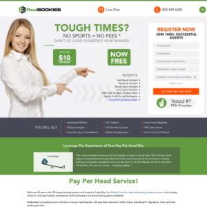 RealBookies.com Pay Per Head Service