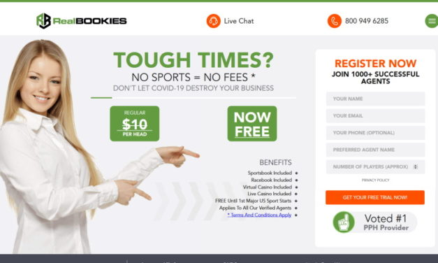 RealBookies.com Sportsbook Pay Per Head Review