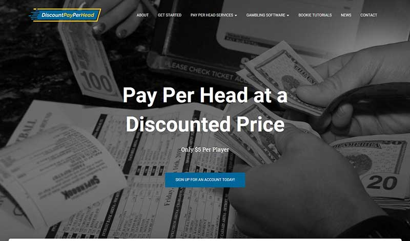 DiscountPayPerHead.com Sportsbook Pay Per Head Review