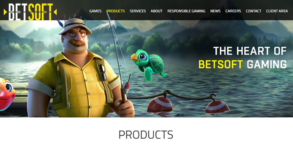 Betsoft Gambling Software Review