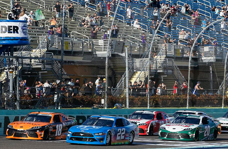 First-Time NASCAR Winners Dominate Start of Season