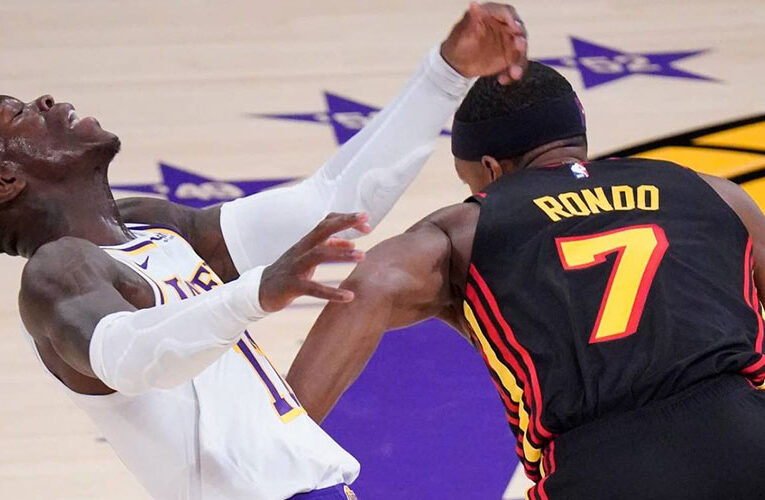 Dennis Schroder vs Rajon Rondo – NBA Basketball Update