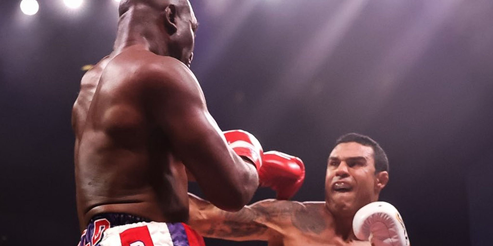 Holyfield Loses Comeback Fight Against UFC Fighter Belfort
