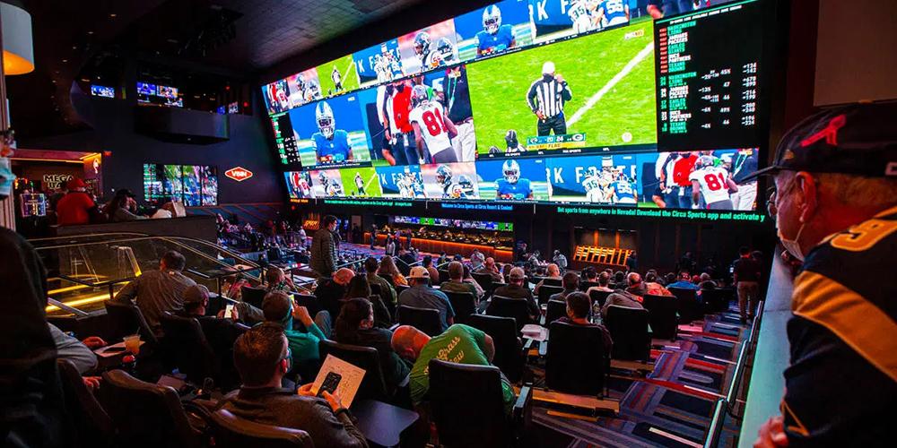 Las Vegas Sportsbook to Offer Million-Dollar Payouts During NFL Season