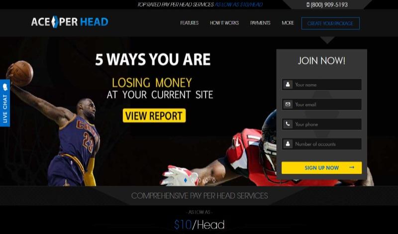 AcePerHead.com Sportsbook Pay Per Head Review