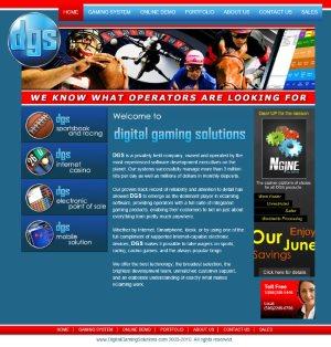 DGS Sports Betting Software