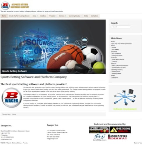 Bwager.com Sportsbook Pay Per Head