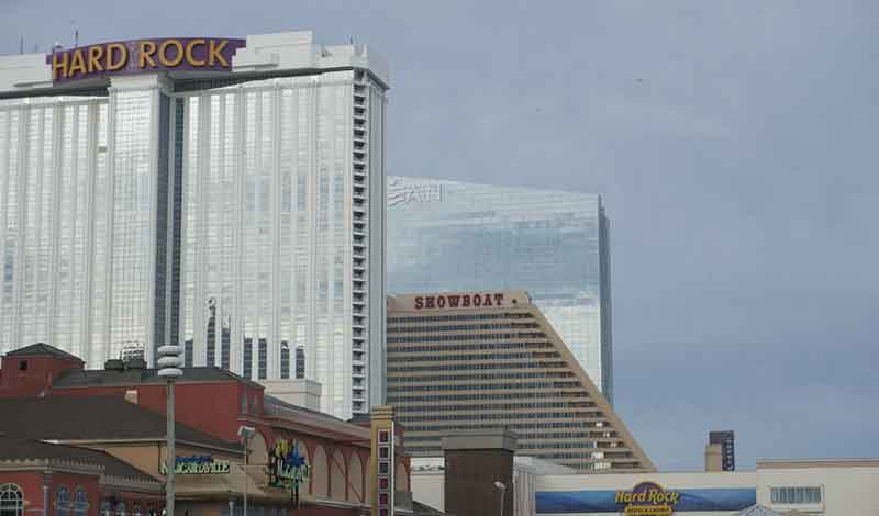 New Jersey Gambling Revenue Up in May