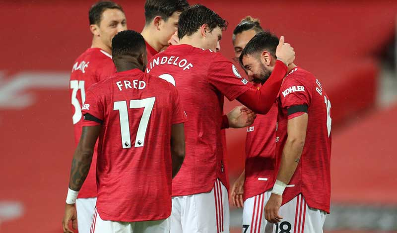 Manchester United vs West Bromwich Albion Results