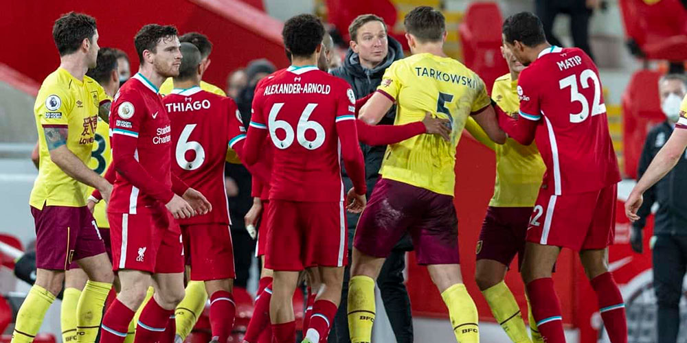 Liverpool Loses First Premier League Home Game in Four Years