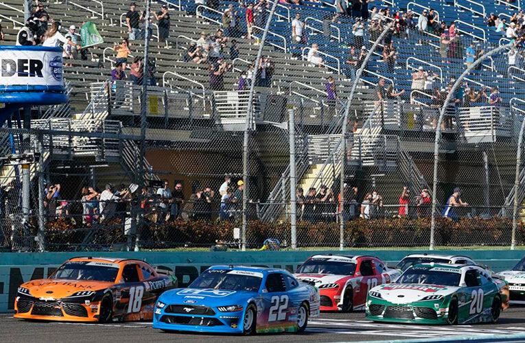 First-Time NASCAR Winners Dominate Start of Season