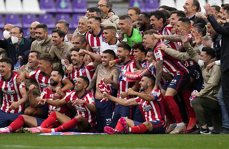 Atletico Madrid is on Track to Win La Liga After Win